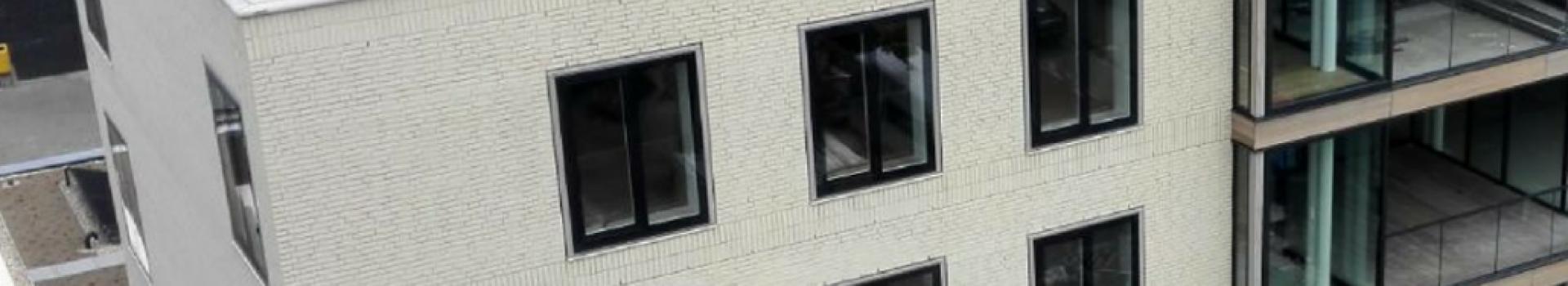Appartementen Amsterdam, zinken losagnes